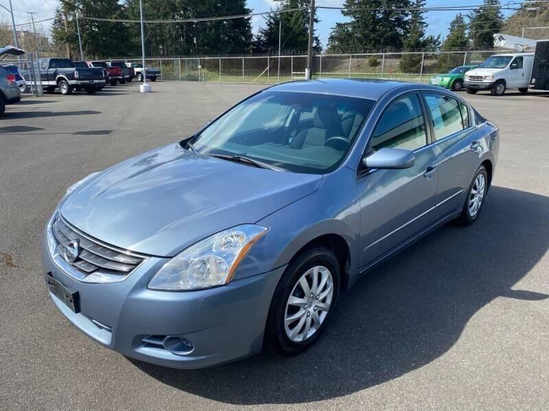 2012 Nissan Altima for sale at TacomaAutoLoans.com in Lakewood WA