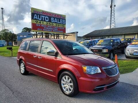 2011 Chrysler Town and Country for sale at Mox Motors in Port Charlotte FL