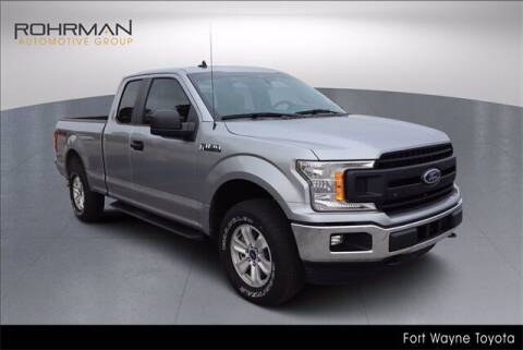 2020 Ford F-150 for sale at BOB ROHRMAN FORT WAYNE TOYOTA in Fort Wayne IN