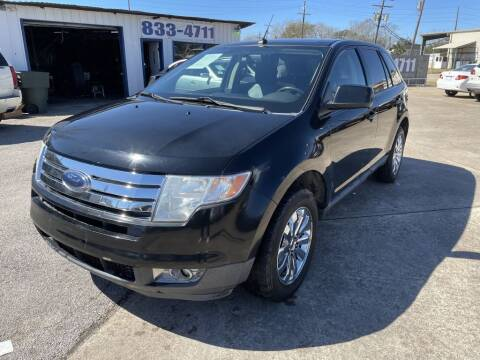 2007 Ford Edge for sale at AMERICAN AUTO COMPANY in Beaumont TX