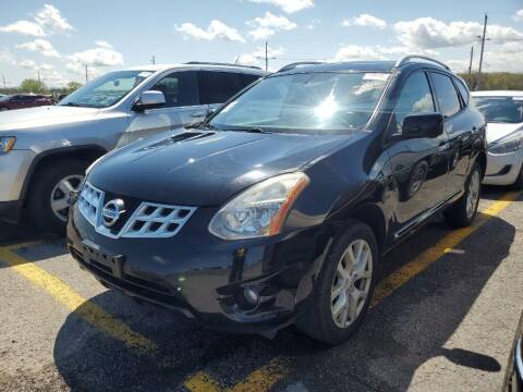 2012 Nissan Rogue for sale at NORTH CHICAGO MOTORS INC in North Chicago IL