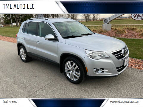 2009 Volkswagen Tiguan for sale at TML AUTO LLC in Appleton WI