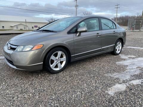 2006 Honda Civic for sale at 62 Motors in Mercer PA