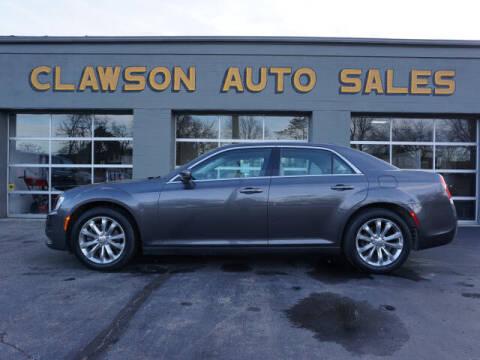 2015 Chrysler 300 for sale at Clawson Auto Sales in Clawson MI