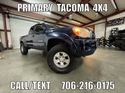 2008 Toyota Tacoma for sale at Primary Auto Group in Dawsonville GA
