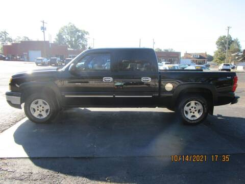 2007 Chevrolet Silverado 1500 Classic for sale at Taylorsville Auto Mart in Taylorsville NC