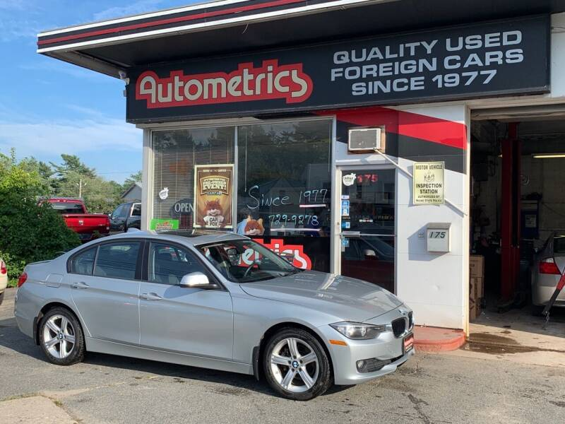 2014 BMW 3 Series for sale at AUTOMETRICS in Brunswick ME