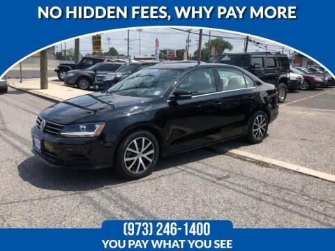2017 Volkswagen Jetta for sale at Route 46 Auto Sales Inc in Lodi NJ