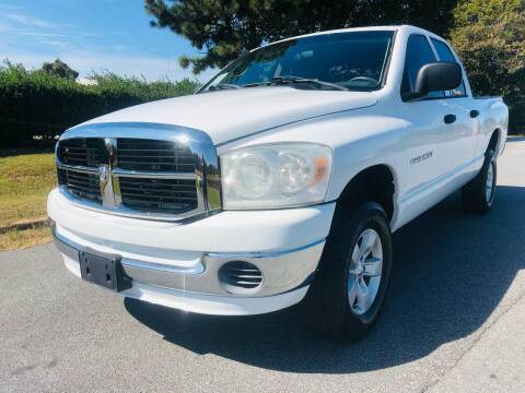 2007 Dodge Ram Pickup 1500 for sale at Atlanta United Motors in Buford GA