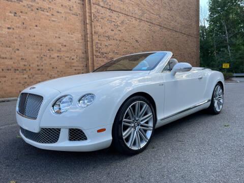 2014 Bentley Continental for sale at Vantage Auto Wholesale in Moonachie NJ