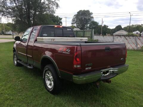 2003 Ford F-150 for sale at Velp Avenue Motors LLC in Green Bay WI