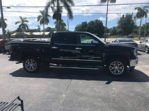 2018 GMC Sierra 1500 for sale at Denny's Auto Sales in Fort Myers FL