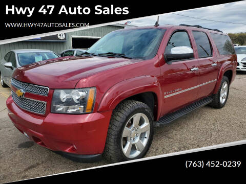 2009 Chevrolet Suburban for sale at Hwy 47 Auto Sales in Saint Francis MN