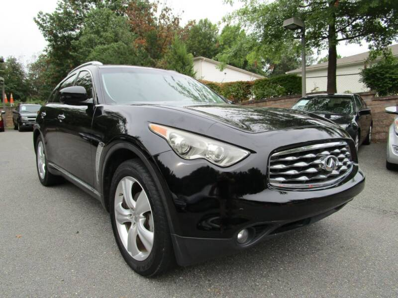 2011 Infiniti FX35 for sale at Direct Auto Access in Germantown MD