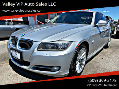 2009 BMW 3 Series for sale at Valley VIP Auto Sales LLC in Spokane Valley WA