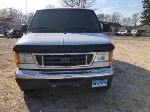 2006 Ford E-Series Cargo for sale at Sorel's Garage Inc. in Brooklyn CT