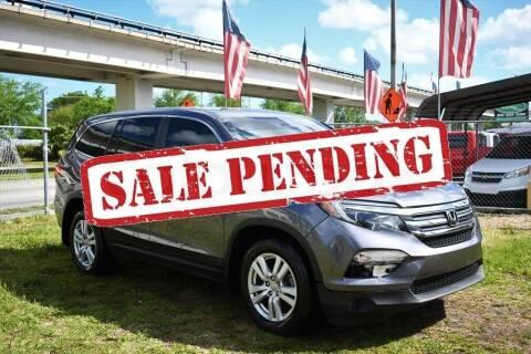 2016 Honda Pilot for sale at STS Automotive - Miami, FL in Miami FL