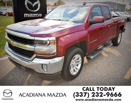 2017 Chevrolet Silverado 1500 for sale at Acadiana Automotive Group in Lafayette LA