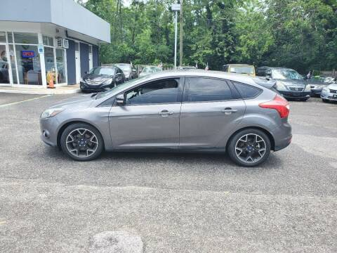 2013 Ford Focus for sale at CANDOR INC in Toms River NJ