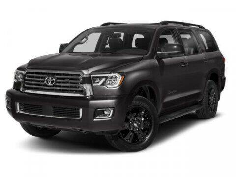 2021 Toyota Sequoia for sale at TEJAS TOYOTA in Humble TX