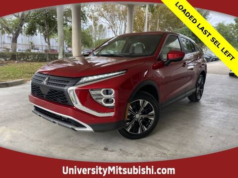2022 Mitsubishi Eclipse Cross for sale at University Mitsubishi in Davie FL