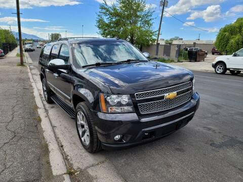 2013 Chevrolet Suburban for sale at High Line Auto Sales in Salt Lake City UT