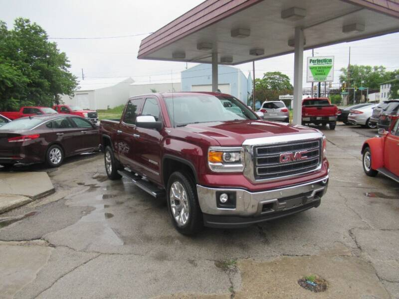 2015 GMC Sierra 1500 for sale at Perfection Auto Detailing & Wheels in Bloomington IL