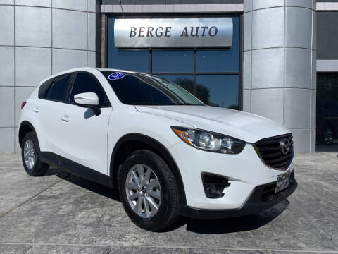 2016 Mazda CX-5 for sale at Berge Auto in Orem UT