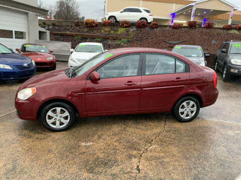 2009 Hyundai Accent for sale at State Line Motors in Bristol VA
