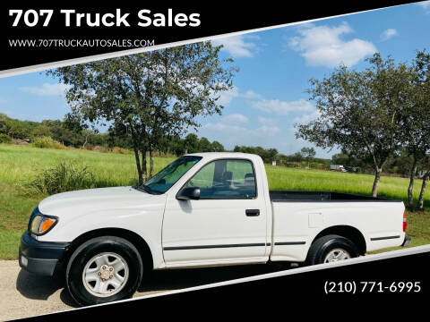 2001 Toyota Tacoma for sale at 707 Truck Sales in San Antonio TX