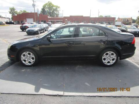 2010 Ford Fusion for sale at Taylorsville Auto Mart in Taylorsville NC