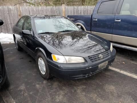 1999 Toyota Camry for sale at Suburban Auto Technicians LLC in Walpole MA