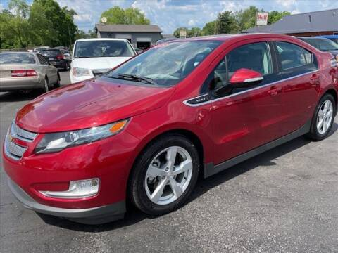 2015 Chevrolet Volt for sale at HUFF AUTO GROUP in Jackson MI