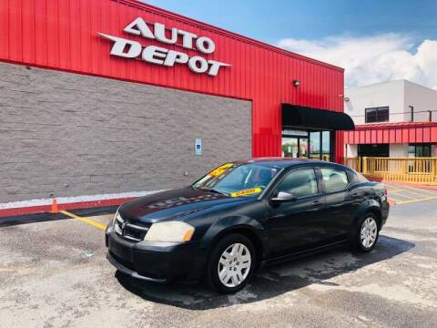 2010 Dodge Avenger for sale at Auto Depot - Madison in Madison TN