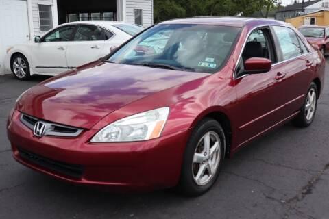 2005 Honda Accord for sale at Randal Auto Sales in Eastampton NJ