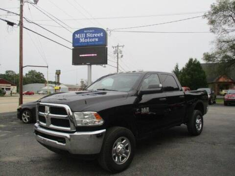 2015 RAM Ram Pickup 2500 for sale at Mill Street Motors in Worcester MA