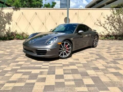 2014 Porsche 911 for sale at Classic Car Deals in Cadillac MI