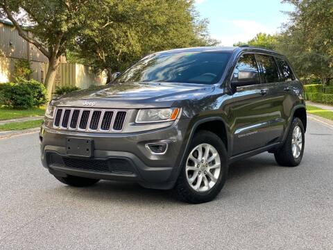 2014 Jeep Grand Cherokee for sale at Presidents Cars LLC in Orlando FL