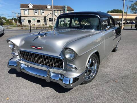 1955 Chevrolet Bel Air for sale at M4 Motorsports in Kutztown PA