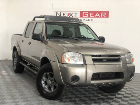 2004 Nissan Frontier for sale at Next Gear Auto Sales in Westfield IN
