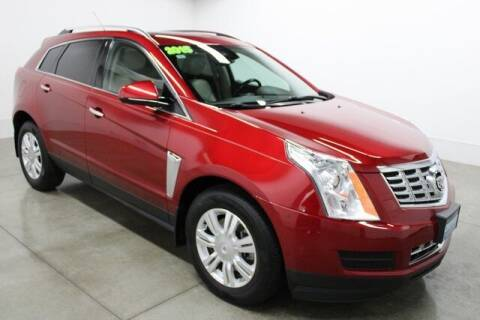 2015 Cadillac SRX for sale at Bob Clapper Automotive, Inc in Janesville WI