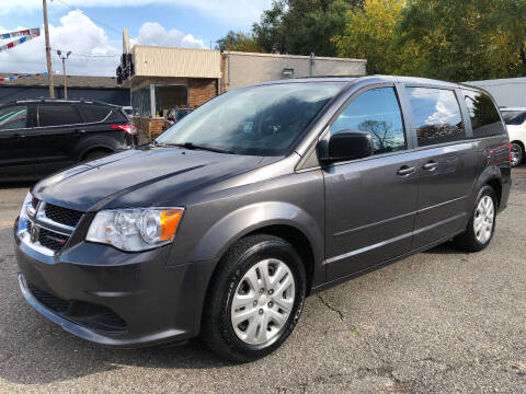 2017 Dodge Grand Caravan for sale at SKY AUTO SALES in Detroit MI