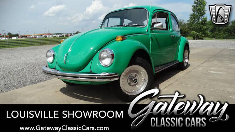 1972 Volkswagen Super Beetle for sale in Memphis, IN