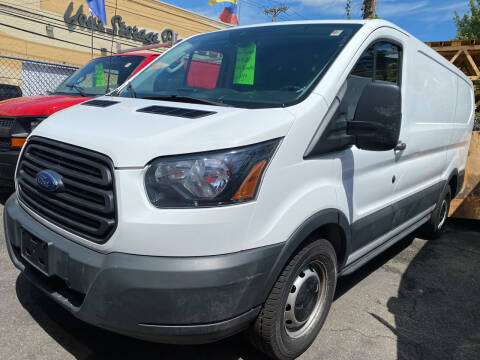 2016 Ford Transit Cargo for sale at White River Auto Sales in New Rochelle NY
