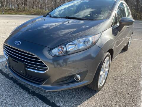 2019 Ford Fiesta for sale at Lifetime Automotive LLC in Middletown OH