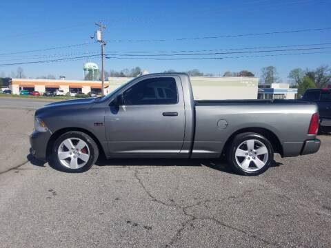 2012 RAM Ram Pickup 1500 for sale at 4M Auto Sales | 828-327-6688 | 4Mautos.com in Hickory NC