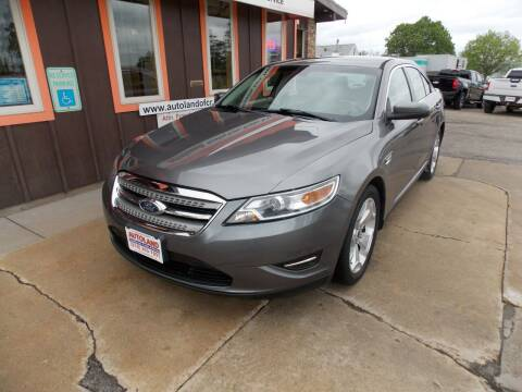 2011 Ford Taurus for sale at Autoland in Cedar Rapids IA