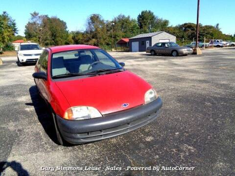 1998 Chevrolet Metro for sale at Gary Simmons Lease - Sales in Mckenzie TN