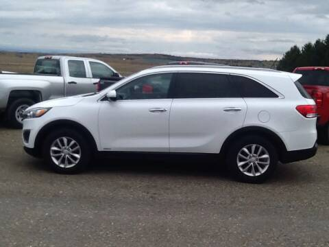 2016 Kia Sorento for sale at Garys Sales & SVC in Caribou ME