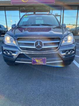 2011 Mercedes-Benz GL-Class for sale at Kinston Auto Mart in Kinston NC